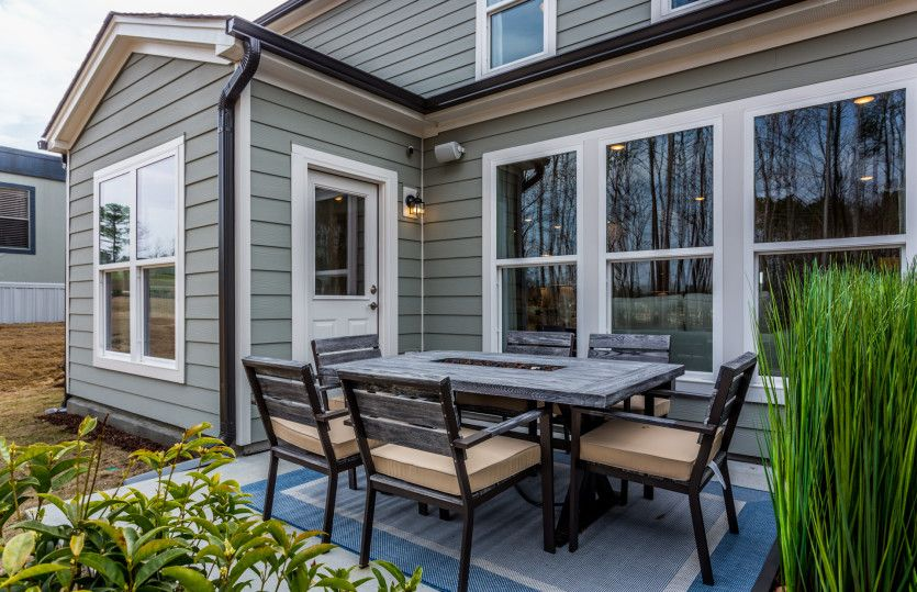 Exterior featured in the Mercer By Pulte Homes in Raleigh-Durham-Chapel Hill, NC