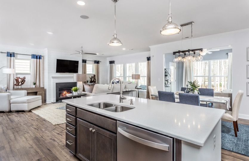 Living Area featured in the Mercer By Pulte Homes in Raleigh-Durham-Chapel Hill, NC