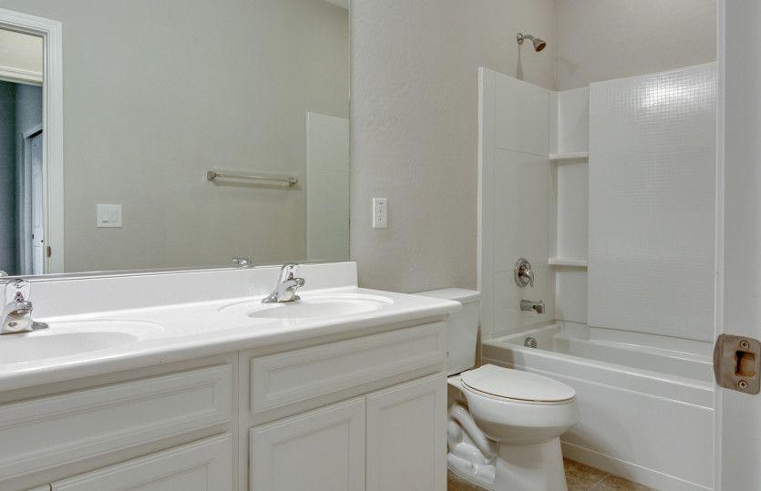 Bathroom-in-Manzanita-at-Parkside at Anthem at Merrill Ranch-in-Florence