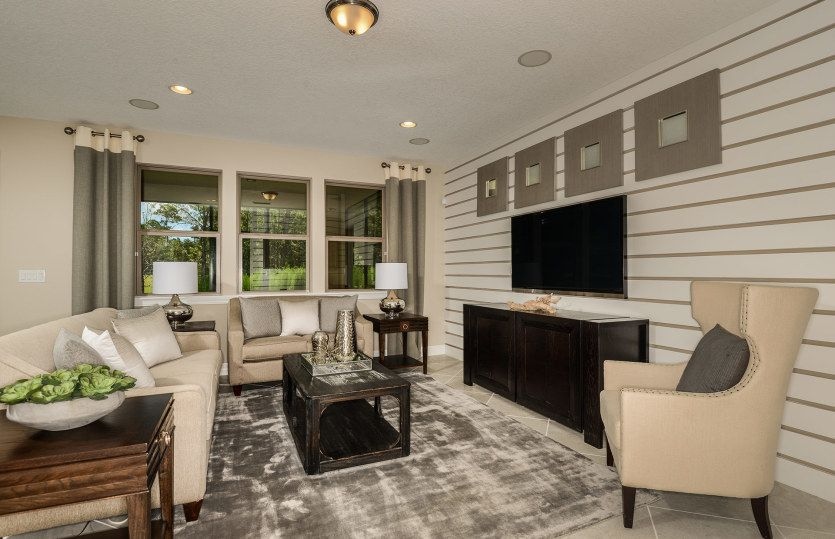 Living Area featured in the Abbeyville By Pulte Homes in Jacksonville-St. Augustine, FL