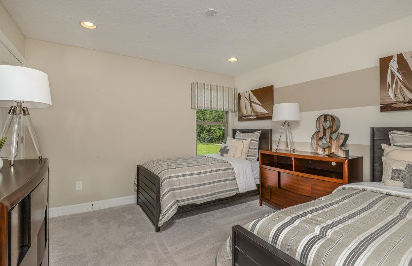 Bedroom featured in the Abbeyville By Pulte Homes in Jacksonville-St. Augustine, FL