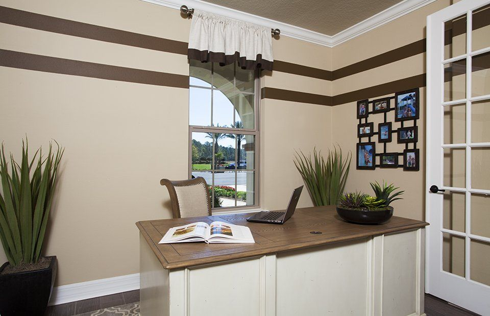 Living Area featured in the Martin Ray By Pulte Homes in Jacksonville-St. Augustine, FL