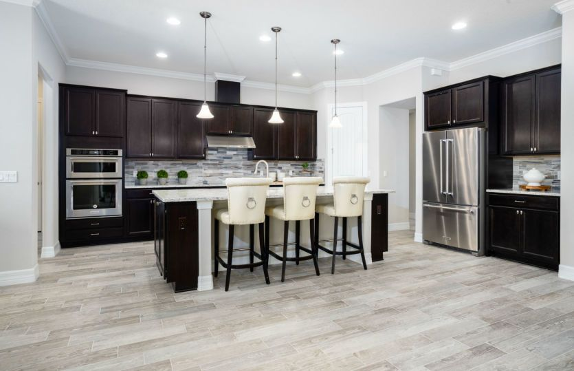 Kitchen-in-Gardenside-at-Enclave at Palm Harbor-in-Palm Harbor