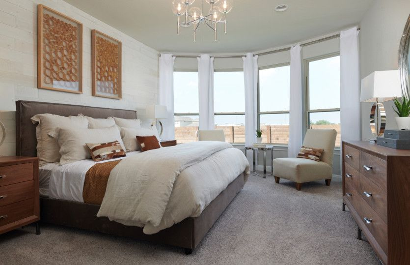 Bedroom featured in the Fox Hollow By Pulte Homes in Austin, TX