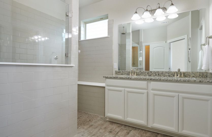 Bathroom featured in the Fox Hollow By Pulte Homes in Austin, TX