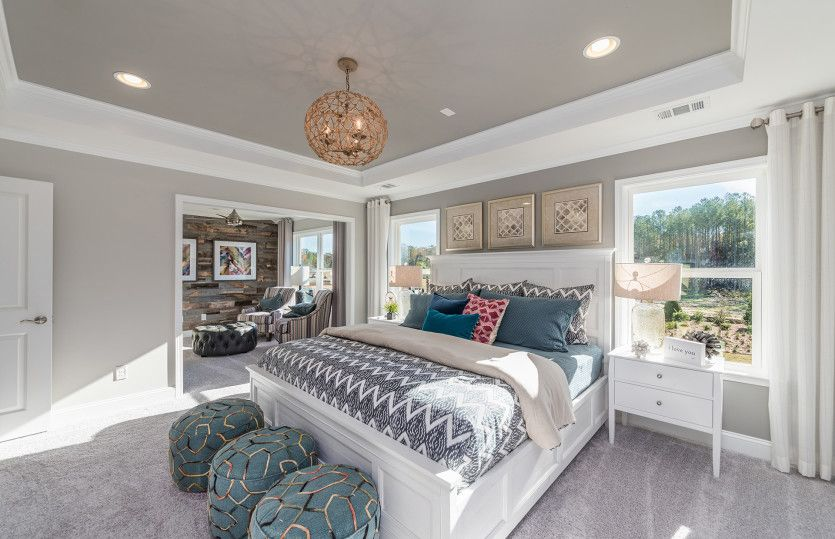Bedroom featured in the Continental By Pulte Homes in Wilmington, NC