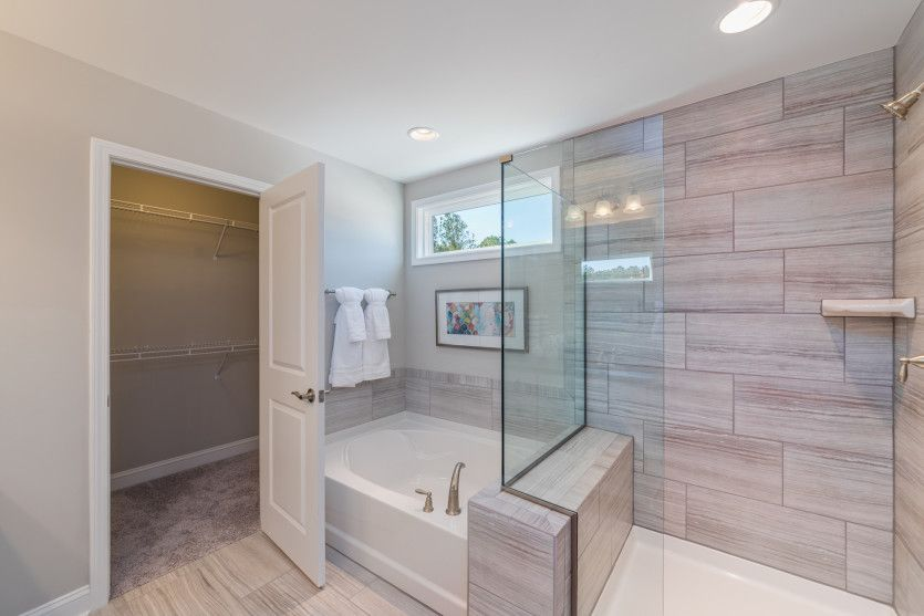 Bathroom featured in the Continental By Pulte Homes in Wilmington, NC