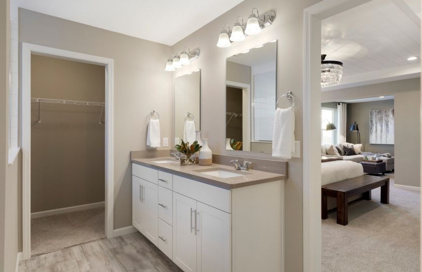 Bathroom featured in the Continental By Pulte Homes in Minneapolis-St. Paul, MN