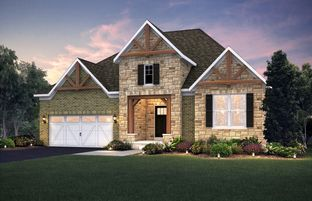 Belfort - Carpenters Mill: Powell, Ohio - Pulte Homes