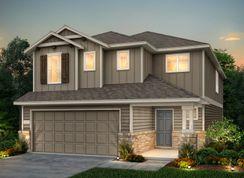 Modena - Santa Rita Ranch: Liberty Hill, Texas - Pulte Homes