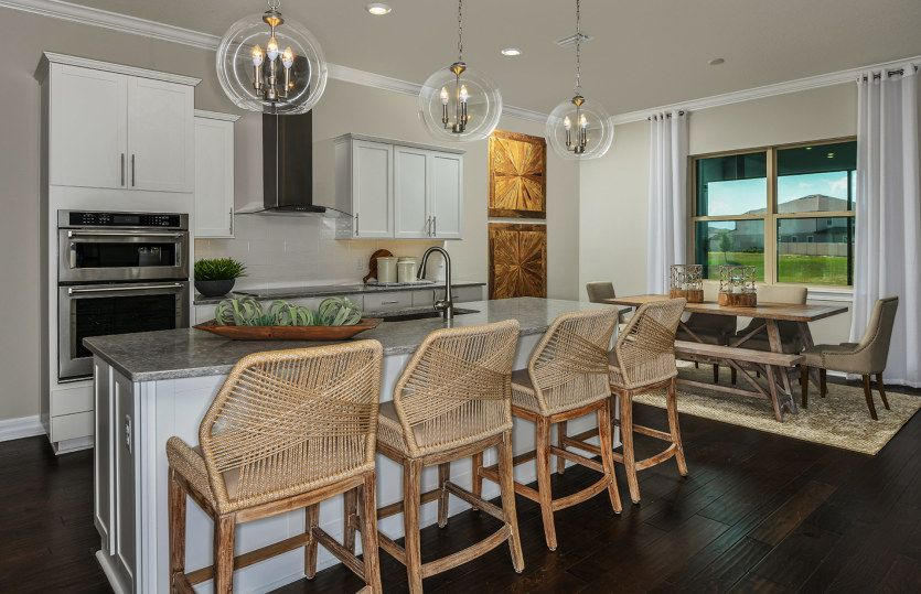Kitchen-in-Casabella-at-Retreat at Lake Brantley-in-Longwood