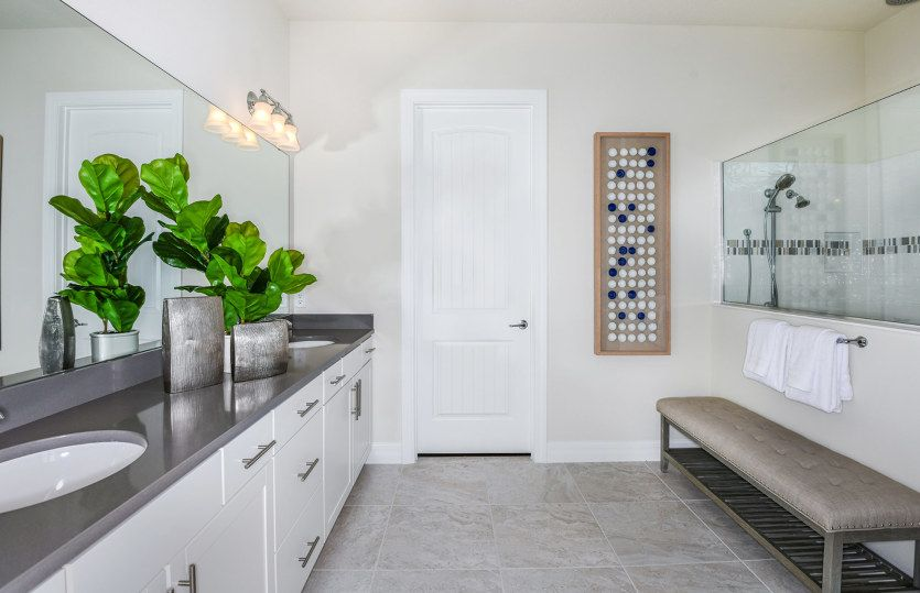 Bathroom featured in the Upton By Pulte Homes in Naples, FL