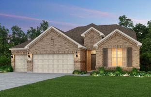 Mooreville - 3-Car Garage - The Overlook at Cielo Ranch: Boerne, Texas - Pulte Homes