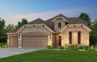 Mooreville - 3-Car Garage - Davis Ranch: San Antonio, Texas - Pulte Homes