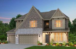 Caldwell - 3-Car Garage - Davis Ranch: San Antonio, Texas - Pulte Homes