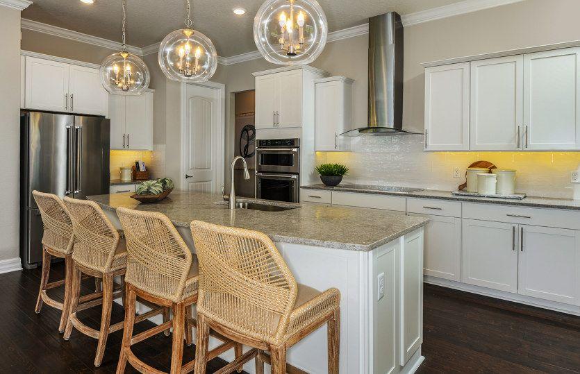 Kitchen-in-Casabella-at-Estates at Lake Pickett-in-Orlando