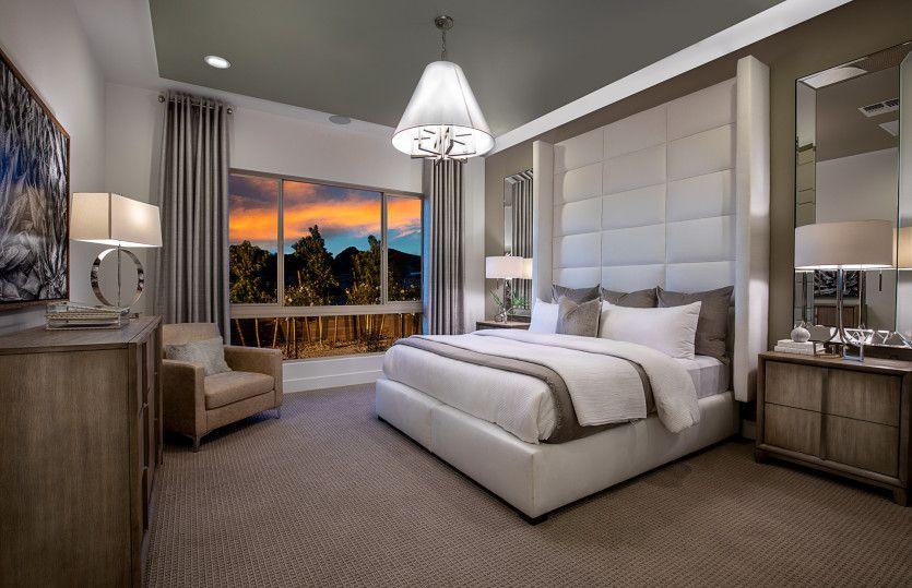 Bedroom-in-Parklane-at-Varenna-in-Henderson