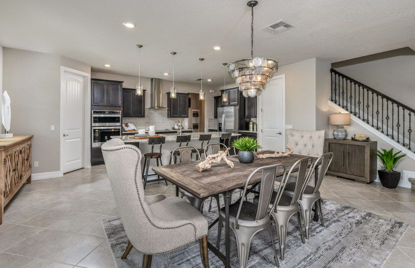 Kitchen featured in the Mariner By Pulte Homes in Orlando, FL