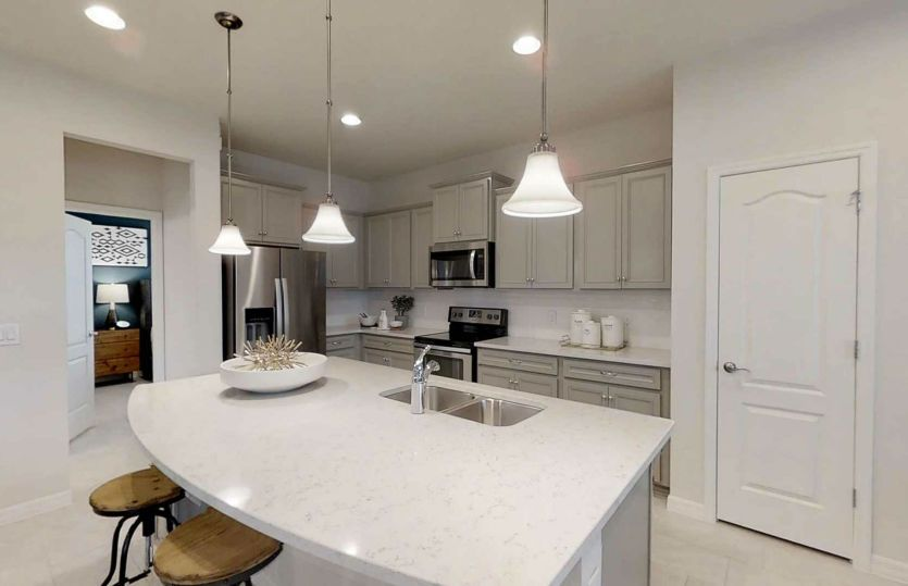 Kitchen featured in the Winstone By Pulte Homes in Lakeland-Winter Haven, FL