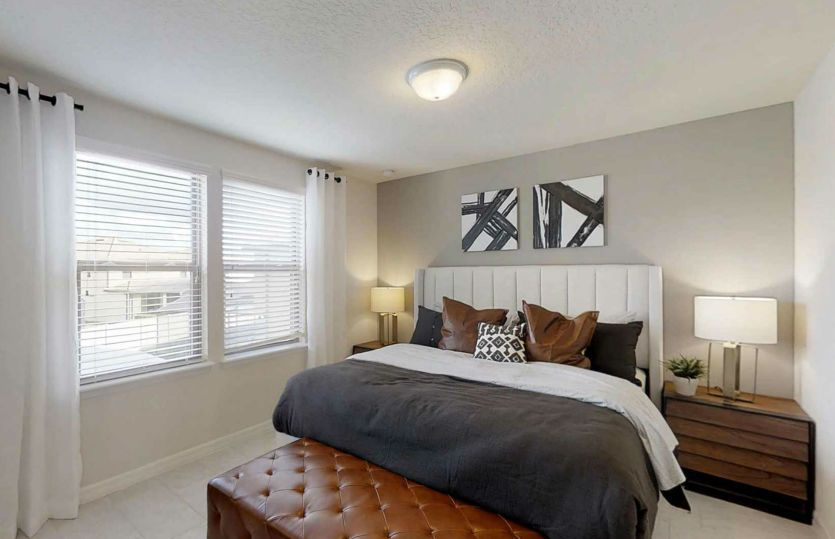 Bedroom featured in the Winstone By Pulte Homes in Lakeland-Winter Haven, FL