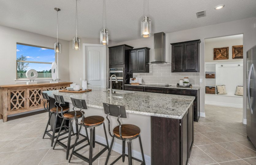 Kitchen featured in the Oakhurst By Pulte Homes in Naples, FL