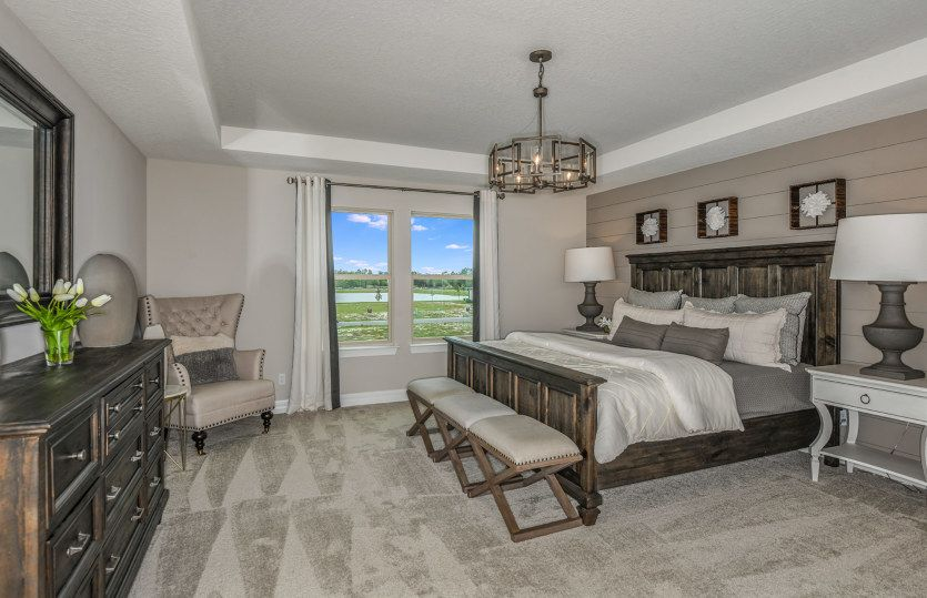 Bedroom featured in the Oakhurst By Pulte Homes in Tampa-St. Petersburg, FL