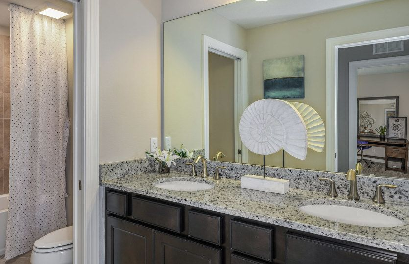 Bathroom featured in the Oakhurst By Pulte Homes in Naples, FL