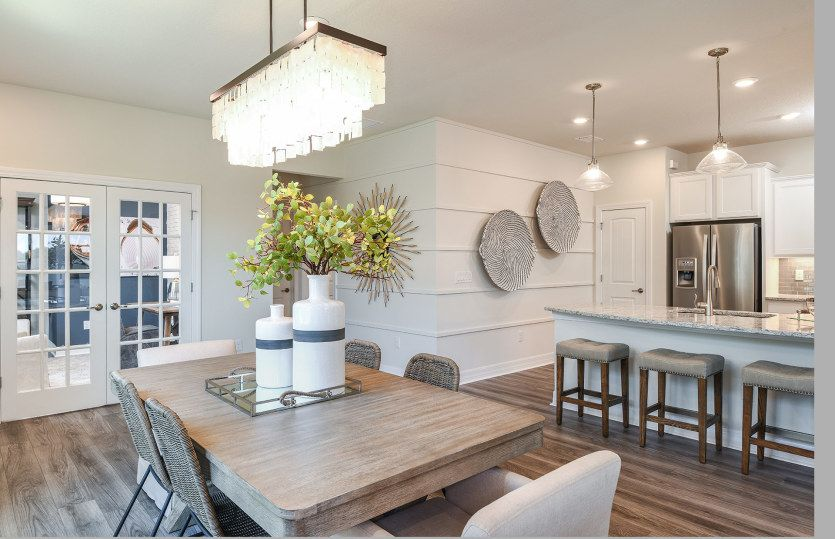Kitchen featured in the Serenity By Pulte Homes in Tampa-St. Petersburg, FL