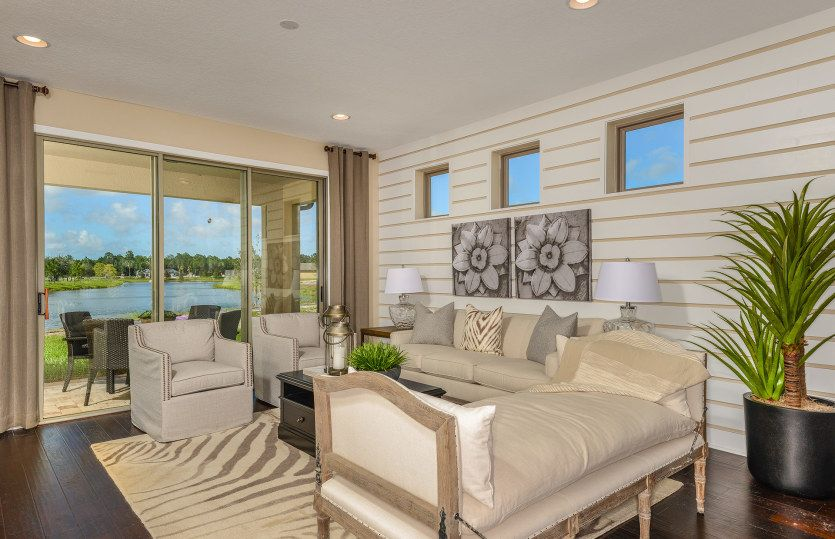 Bedroom featured in the Cressida By Pulte Homes in Jacksonville-St. Augustine, FL