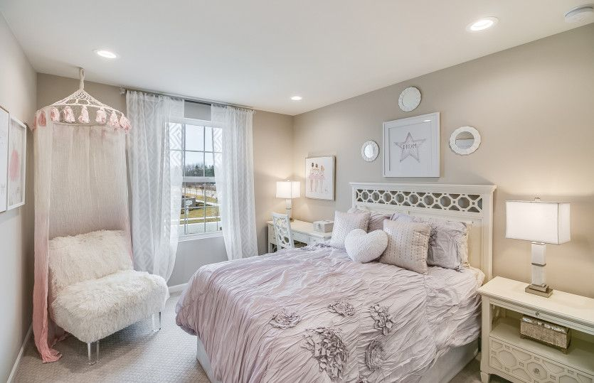 Bedroom featured in the Lauren By Pulte Homes in Ann Arbor, MI