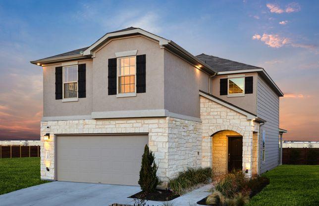 Preston Village In Austin, TX, New Homes & Floor Plans By