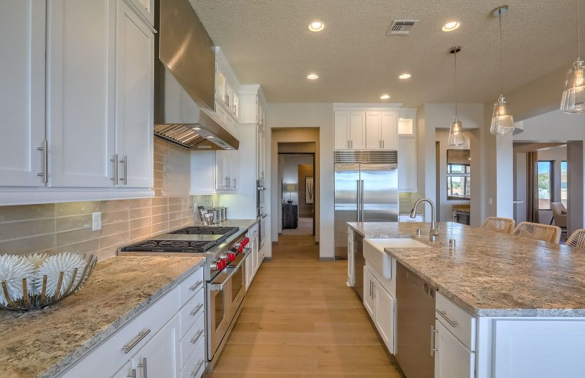 Kitchen featured in the Courtside By Pulte Homes in Santa Fe, NM