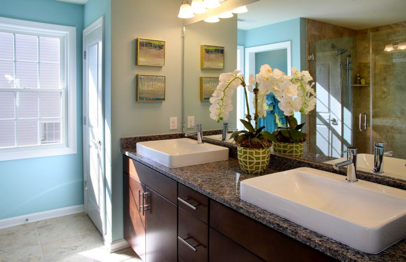 Bathroom featured in the Continental By Pulte Homes in Boston, MA