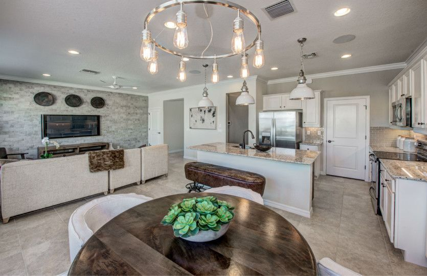 Living Area featured in the Rosewood By Pulte Homes in Boston, MA