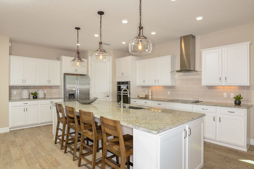 Kitchen featured in the Pinnacle By Pulte Homes in Orlando, FL