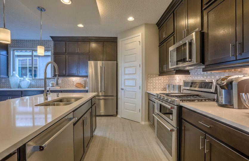 Kitchen featured in the Manzanita By Pulte Homes in Albuquerque, NM