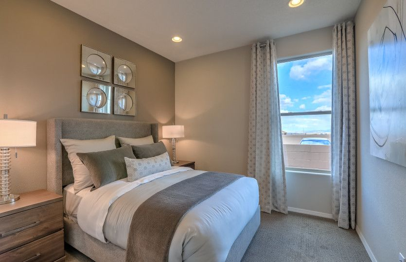 Bedroom featured in the Manzanita By Pulte Homes in Albuquerque, NM