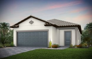 Tropic - Eagle Reserve: Fort Myers, Florida - Pulte Homes