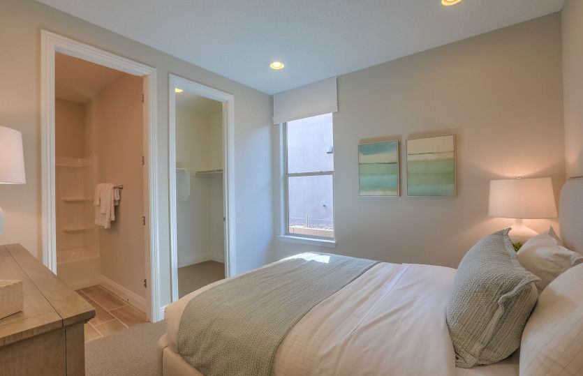 Bedroom featured in the Parklane By Pulte Homes in Albuquerque, NM
