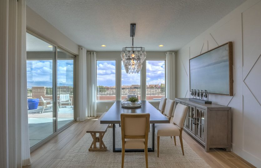 Living Area featured in the Parklane By Pulte Homes in Albuquerque, NM