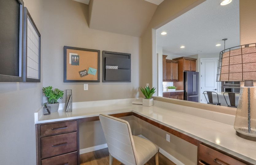 Living Area featured in the Carissa By Pulte Homes in Albuquerque, NM