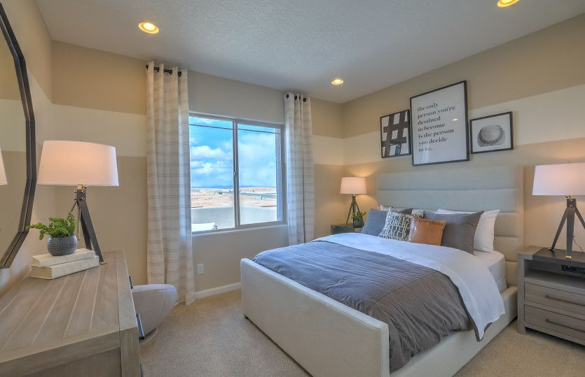Bedroom featured in the Carissa By Pulte Homes in Albuquerque, NM
