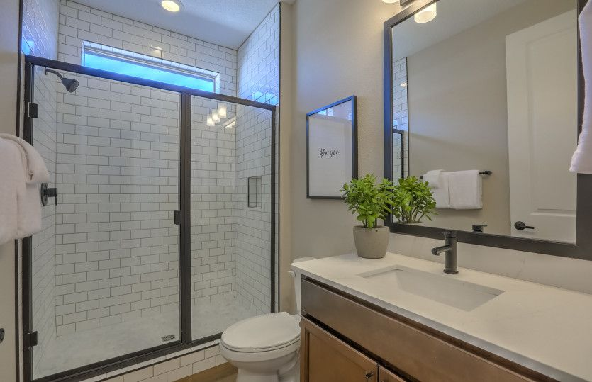 Bathroom featured in the Carissa By Pulte Homes in Albuquerque, NM