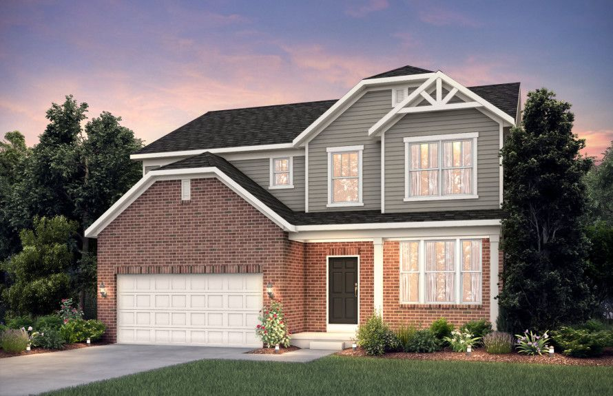 'Estates at Hutsfield' by Pulte Homes - Michigan - Detroit in Detroit