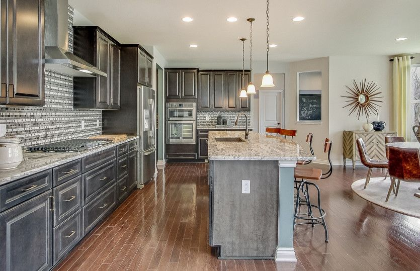 Kitchen featured in the Castleton By Pulte Homes in Detroit, MI