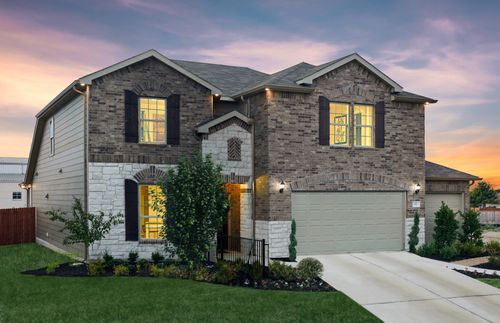 Stonewall Ranch By Pulte Homes In Austin Texas