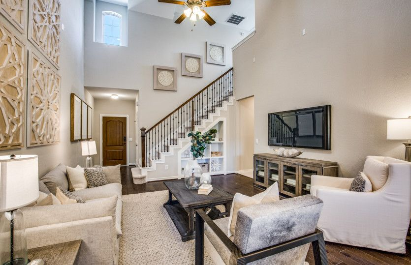 Living Area featured in the Harrison By Pulte Homes in Houston, TX