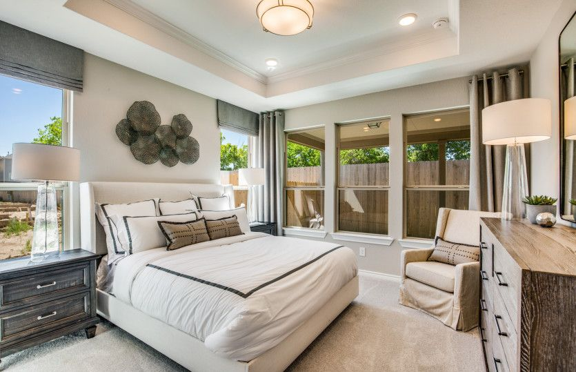 Bedroom featured in the Harrison By Pulte Homes in Houston, TX