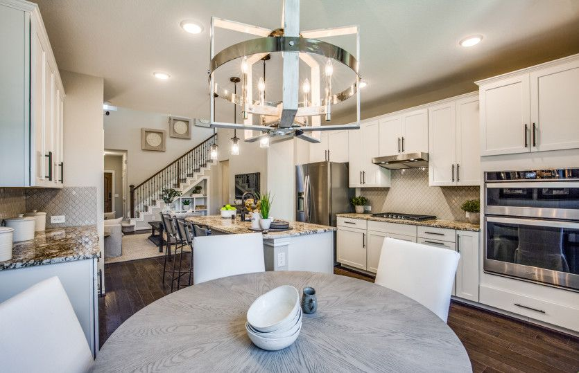 Kitchen featured in the Harrison By Pulte Homes in Houston, TX