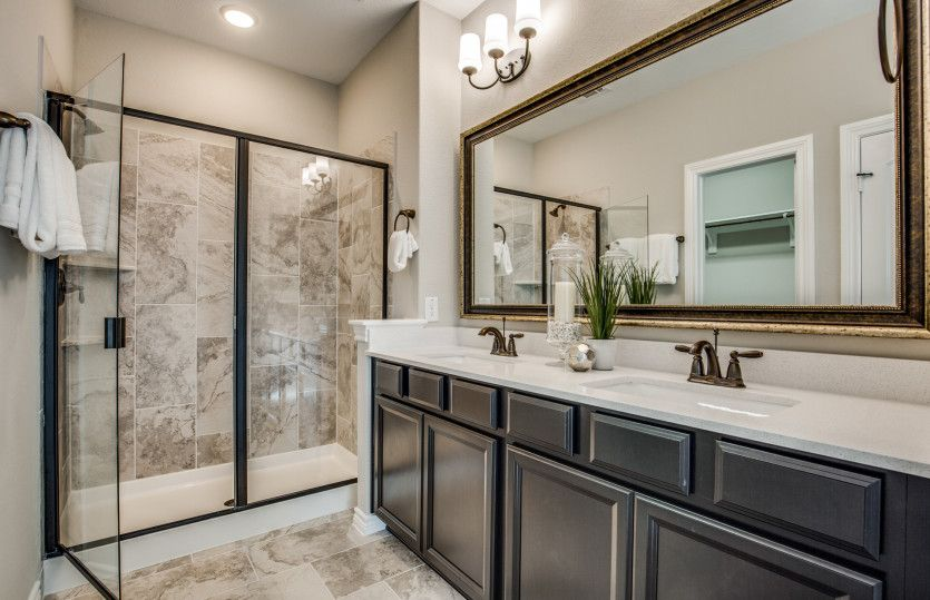 Bathroom featured in the Harrison By Pulte Homes in Houston, TX